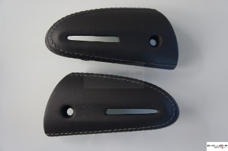 Leather Stitched Door Interior RS Door Strap Trims for 997/987