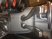 Leather Steering Column (XNS) for 991/981