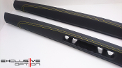 Leather Inner Door Sills (XTG) for 991/981