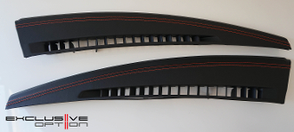 Leather Defroster Trims for 991/981