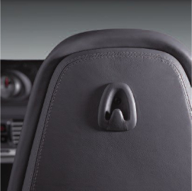 Leather Front Seat Cloths Hook Trims (CYW) for 997/987